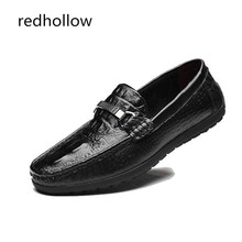 Men Flat Shoes Soft Genuine Leather Male Moccasin Driving Loafers Shoes Slip on Casual Sapatos Homens Fashion Spring Summer 2017 summer new men loafers casual shoes fashion retro slip on flats driving moccasin gommino leather footwear of male h206 35