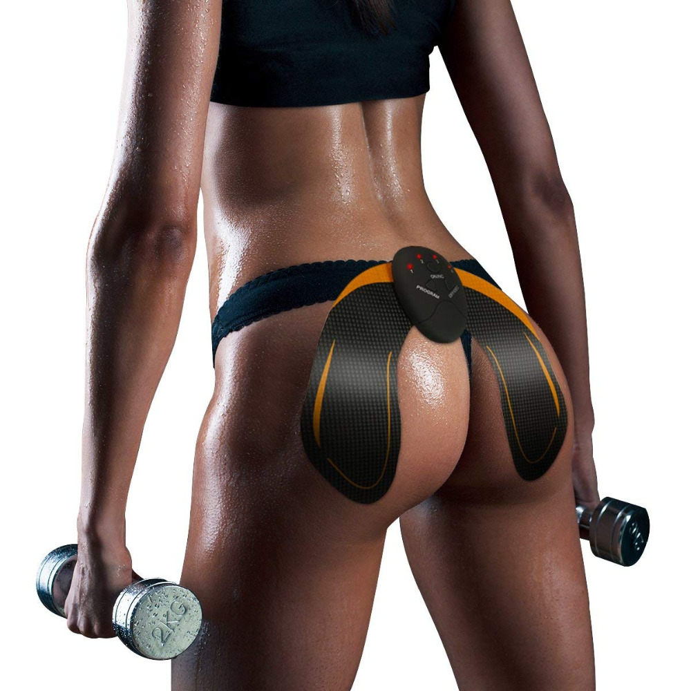 купить Smart EMS Hip Trainer and Butt Muscle Stimulator ABS Stimulation Helps to Lift, Shape and Firm The Buttocks for Women Fitness недорого
