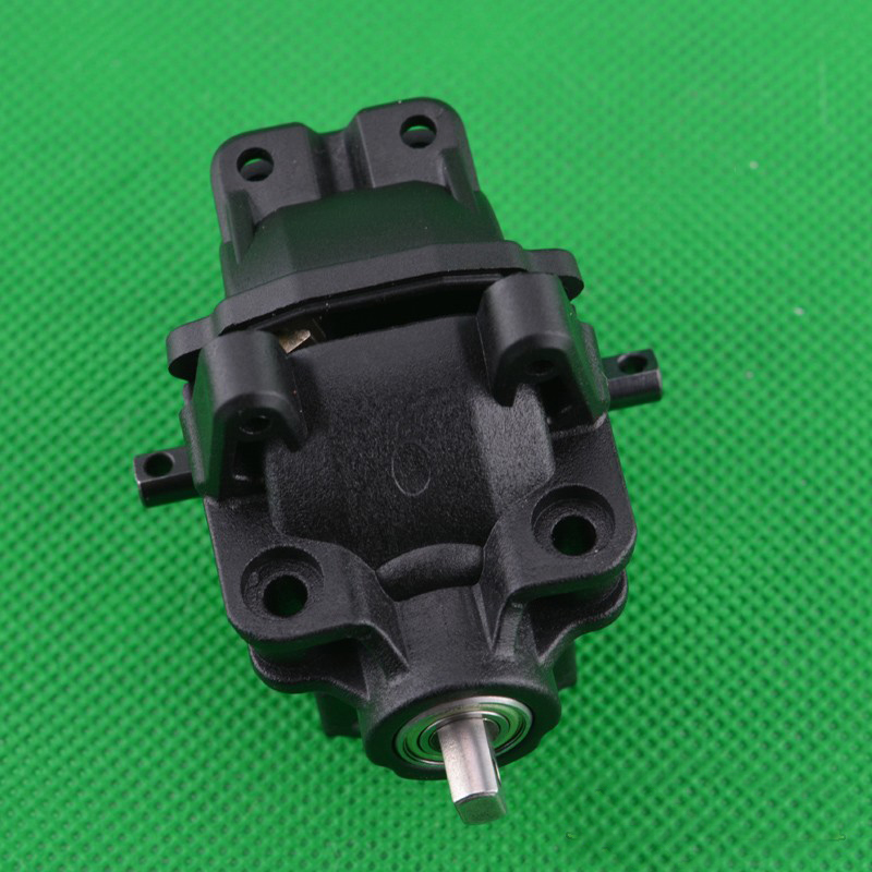 1PC 1/10 Remo Truck Front Rear Gearbox Car Axle Differential Kit with Metal  Gear for 1:10 Slash727 RC Cars Modified DIY Parts