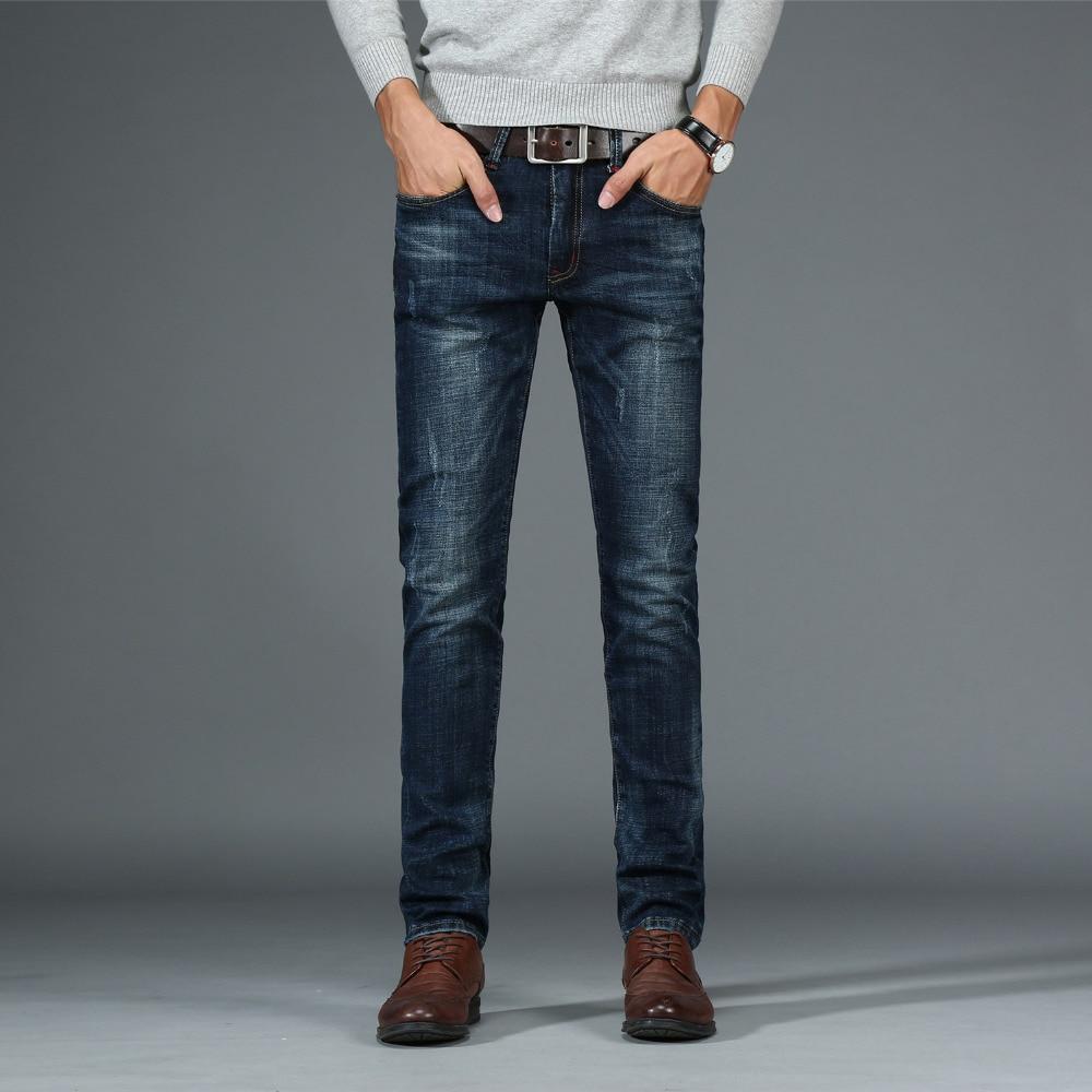 Online Buy Wholesale dark blue skinny jeans men from China dark ...