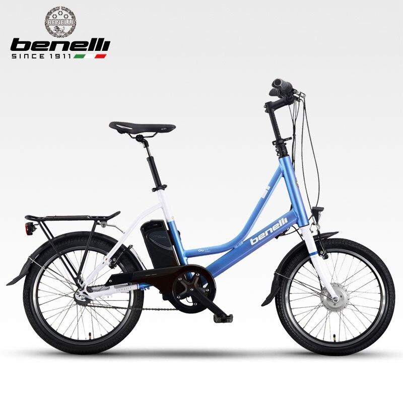 Легкий Электрический Велосипед 20 &#171;250 Вт 36 В/<font><b>8AH</b></font> Литиевая Батарея, Электрический Велосипед, Автоматическая Коробка Передач Мотоциклов