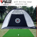 Campo de práctica de golf para interiores Red de Golf swing Ejercicio de golf Campo de conducción dos colores freeshipping