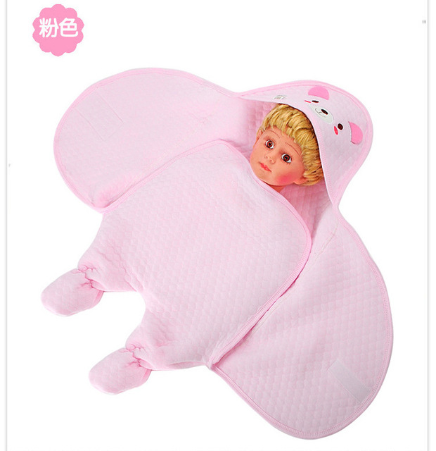 newborn infant Bedding Baby sleeping bags envelope winter wrap sleepsacks Baby products stroller bag blanket swaddling warm