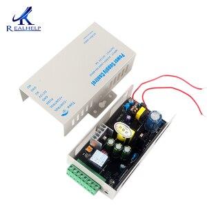 Image 3 - Protezione da sovraccarico di controllo Porta di accesso di Alimentazione 12V 5A di Alta Qualità Interruttore di Alimentazione AC 90 ~ 260V tempo di Ritardo Impostato