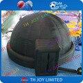 Высокое качество 5 м диаметр надувной планетарий палатка