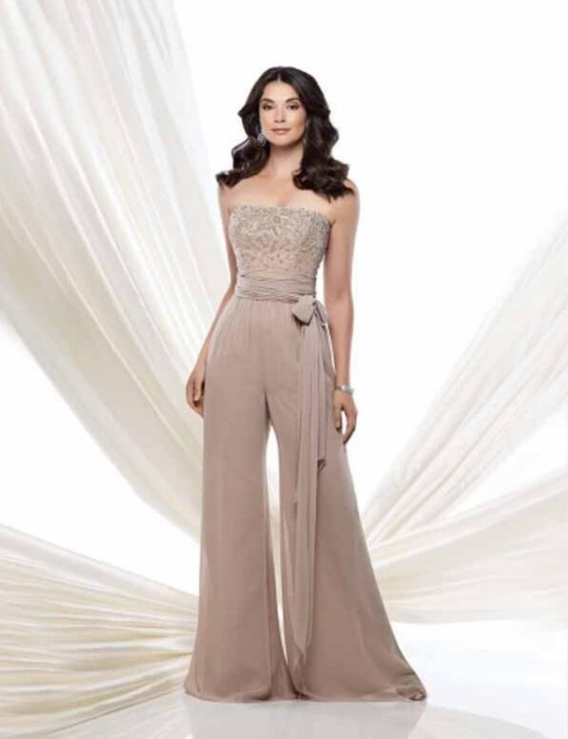 2016 mother of the bride pant suits for wedding mother of for Wedding dress mother of the groom