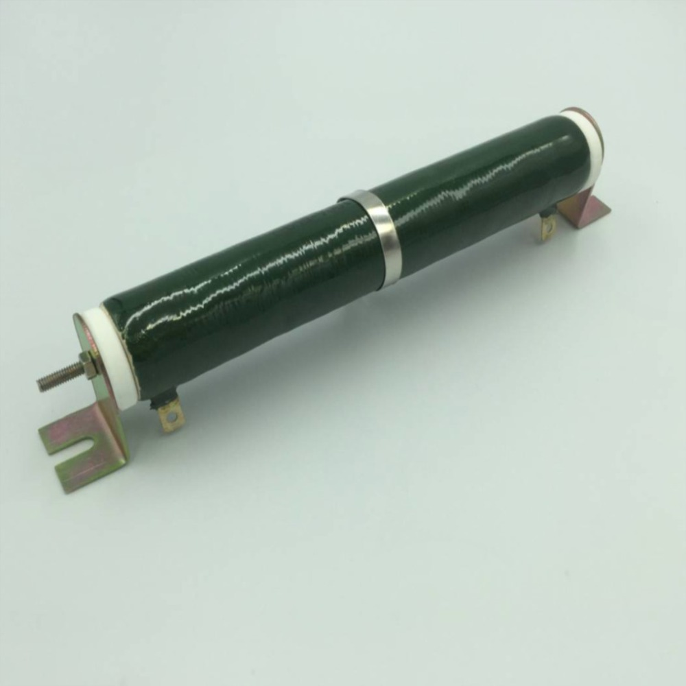 Резистор с проволочной обмоткой, Керамический Реостат 10 Ом 5% 30 Вт