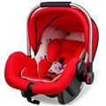 Переносная Автомобильная корзина для детей 0-12 месяцев  безопасное детское автомобильное сиденье  ручная корзина  автомобильное кресло  дет...