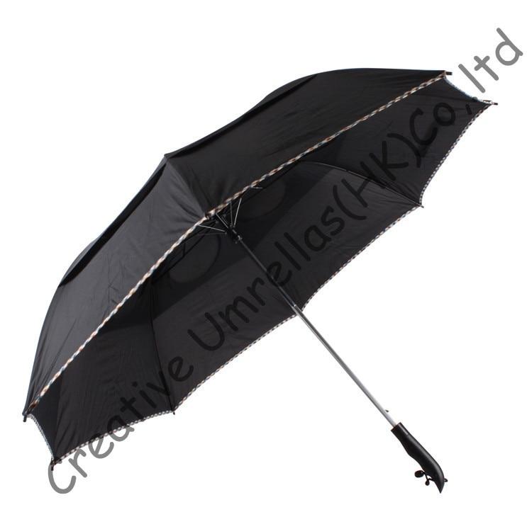 Car Umbrellas,OEM allowed,two fold golf umbrellas.hex-angular 50T steel shaft,auto open,MINNIGOLF,windproof,double layers