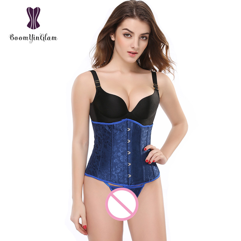 Vysoce kvalitní Jaquard pásový pas pasu Cincher Shaper hubnutí Tummy Belt Shapewear Underbust Korzet 28334 #