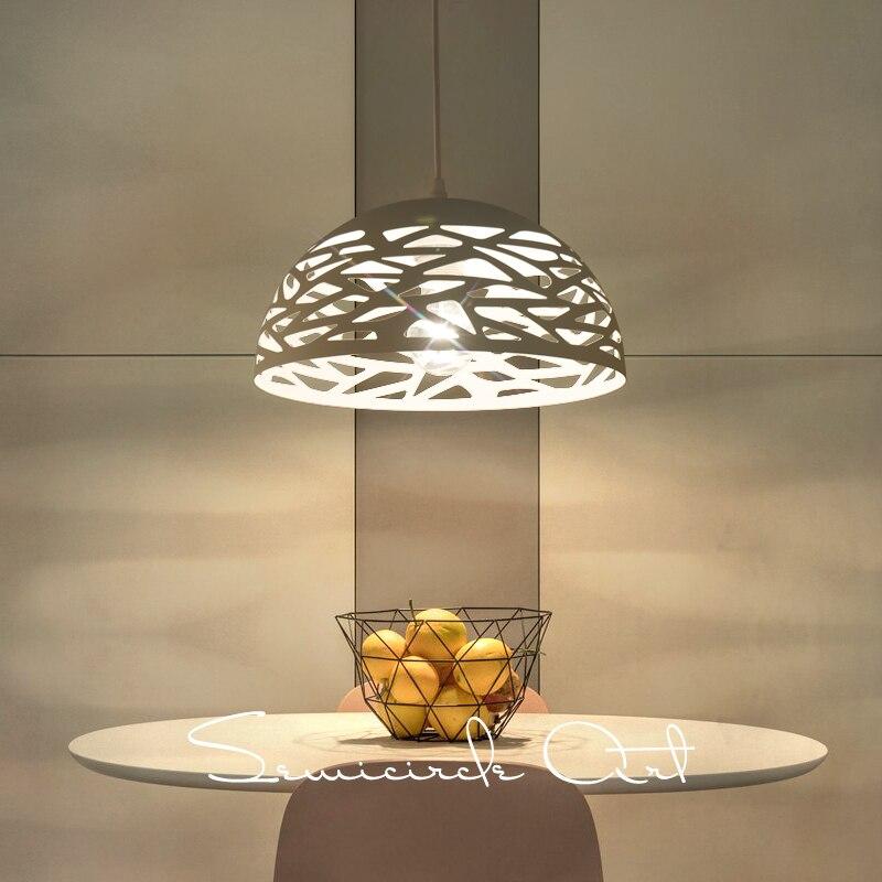 Подвесные светильники в скандинавском стиле, современные минималистичные подвесные светильники для столовой, креативные подвесные светил