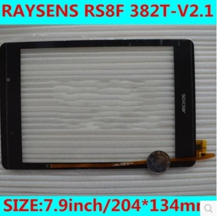 New original 7.9 inch tablet capacitive touch screen RS8F382T_V2.1 free shippiing