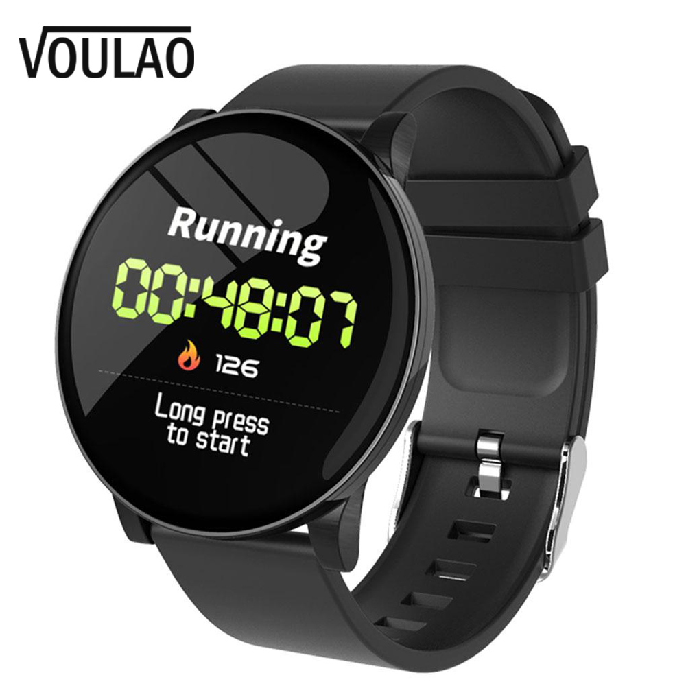 Fitness-Bracelet Watches Smarrt Xiaomi Android Ip67 Waterproof Heart-Rate-Monitoring