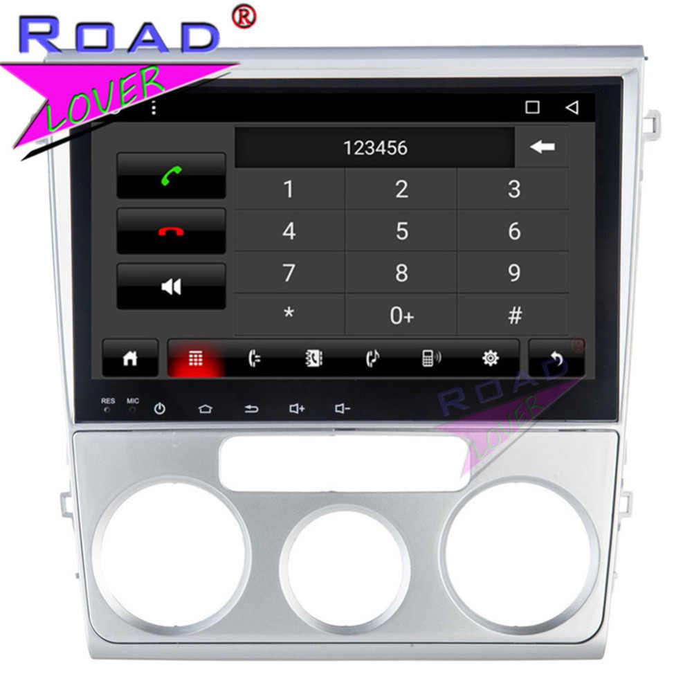 Puente Android 8,1 coche Multimedia Autoradio para VW Lavida 2011 estéreo navegación GPS Magnitol doble Din reproductor de Audio NO DVD