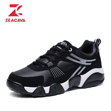 Z Brand 2017 Newest Superstar Fashioon Casual Shoes Men Lace-up Pu Insole Breathable Hard-wearing Solid Autumn Men Shoes