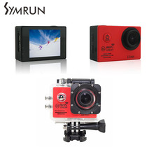 Действий Камеры 30 М Водонепроницаемый SJ4000 Плюс Wi-Fi 2 К Действий Cam спорт Камеры Шлем Go Pro SJ4000 SJ4000 SJ5000 Plus Wi-Fi 2 К