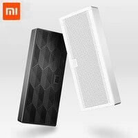 Originais Xiaomi Mi Bluetooth Speaker Portátil Sem Fio Mini Speaker Caixa Quadrada para O Iphone e Celulares Com Android
