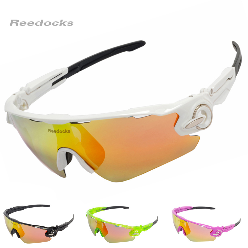 Hot Sale 3 Lens Mens Bike Sunglasses Brand Designer Bicycle Outdoor Eyewear Sports Polarized Cycling Glasses Women UV400 Goggles