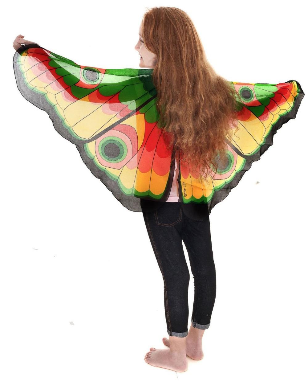 Aliexpress.com : Buy Children Girls Dress Ups Fairy Wings ...
