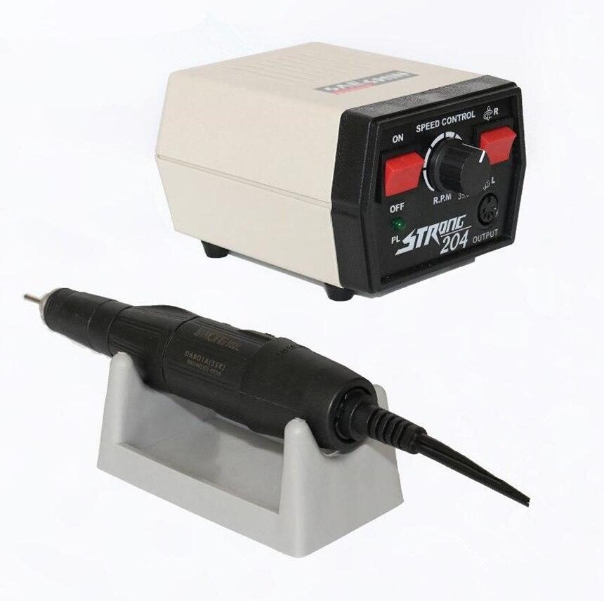 65W 35 000RPM Strong 204 102L 2 35 Electric Nail Drills Machine Manicure Pedicure File Bits