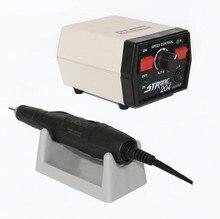 Электрическая машинка для маникюра и педикюра, 65 Вт, 35000 об/мин, Strong 204 102L 2.35, инструменты для маникюра и педикюра, оборудование для дизайна ногтей и скульптуры