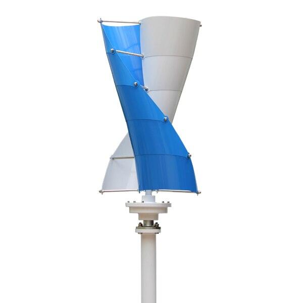 100w 12V vertical axis wind turbine