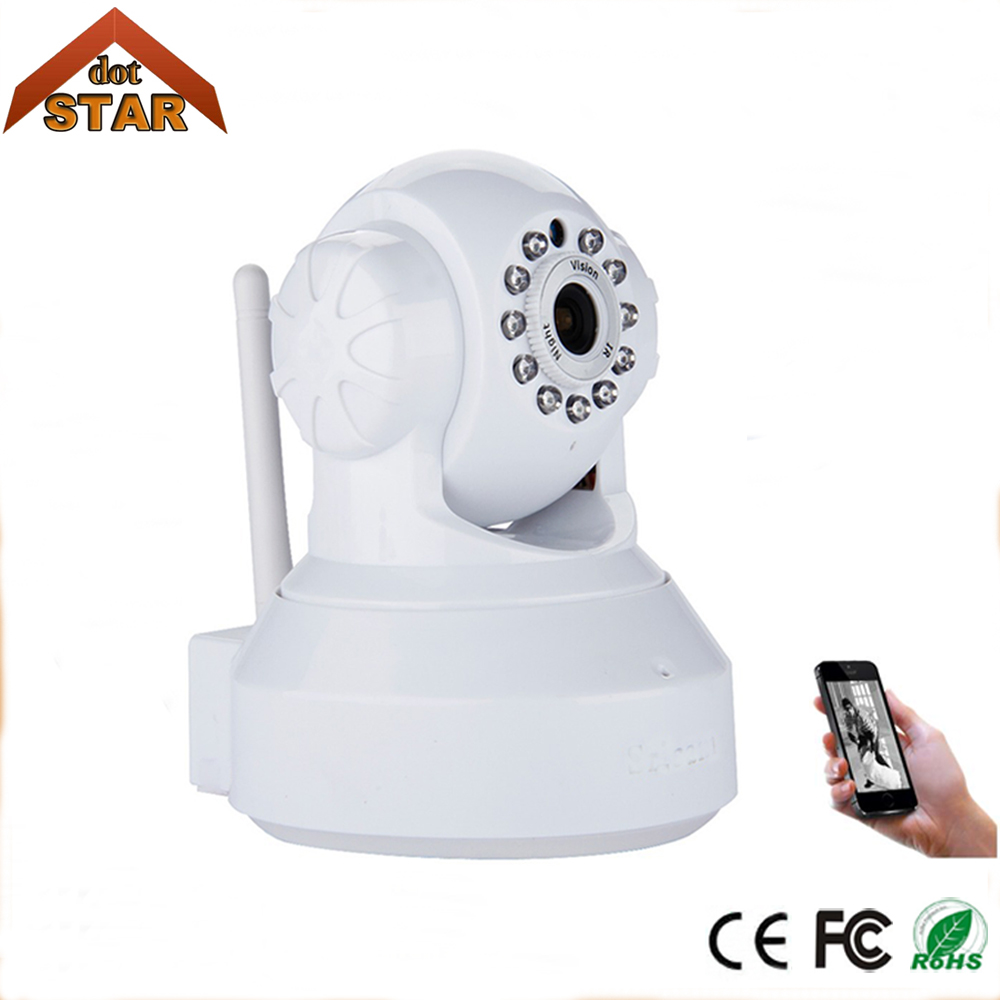 Stardot 720P HD Megapixel P2P Wireless IP Camera Wifi Night Vision Pan/Tilt with two way audio Micro SD Card Slot Baby Monitor wireless ip camera hd 720p megapixel wifi camera home security cameras support tf sd card indoor two audio pan tilt p2p ip cam