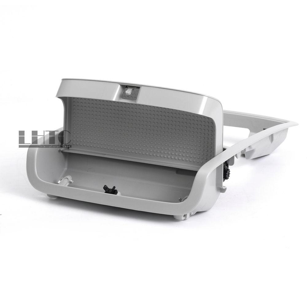 Support de boîte à lunettes en verre de Console de toit aérien gris OE pour VW Vento Jetta 6 MKVI MK6 11-14