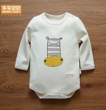 Fashion Spring Autumn long Sleeve piece of set Original bebes Baby Boy Girl clothes set Newborn Bodysuit kids Clothing