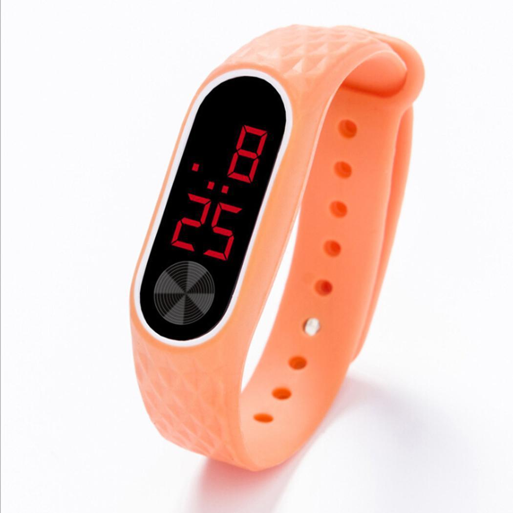 2019 New Digital LCD TPU Wirstband Pedometer Run Step Walking Distance Calorie Counter Wrist Sport Fitness Watch Bracelet