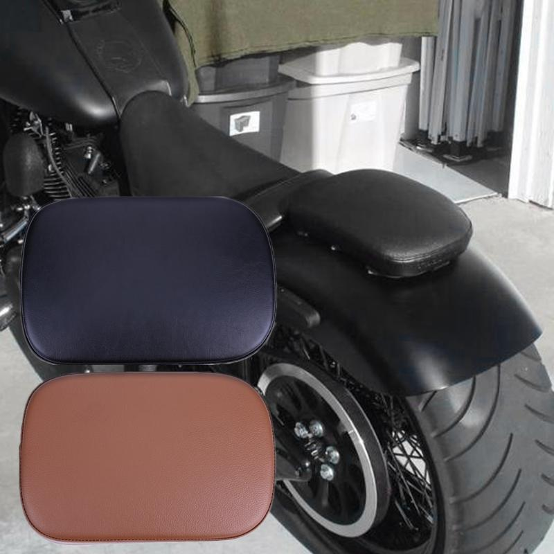 8 Suction Motorcycle Rear Passenger Cushion Pillion Seat Pad Suction Cups for Harley High Quality Car Seat Cushion Car styling