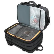 Большая Вместительная дорожная сумка водонепроницаемые мужские