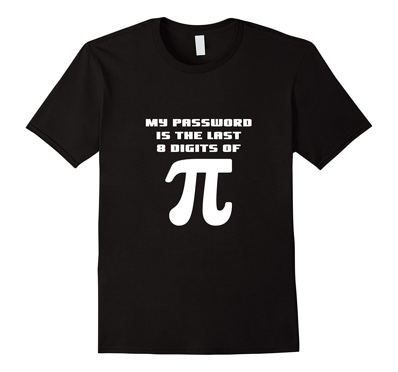 Gildan Funny Math Algebra Mathematician Joke T-shirt 8 Digits Of Pi