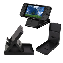 High quality Compact Bracket Playstand Stand Holder Support DesktopFrame for Switch NS Console