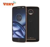 New Motorola MOTO Z XT1650 05 Dual SIM 4G LTE Smartphone 5 5 Snapdragon 820 4GB