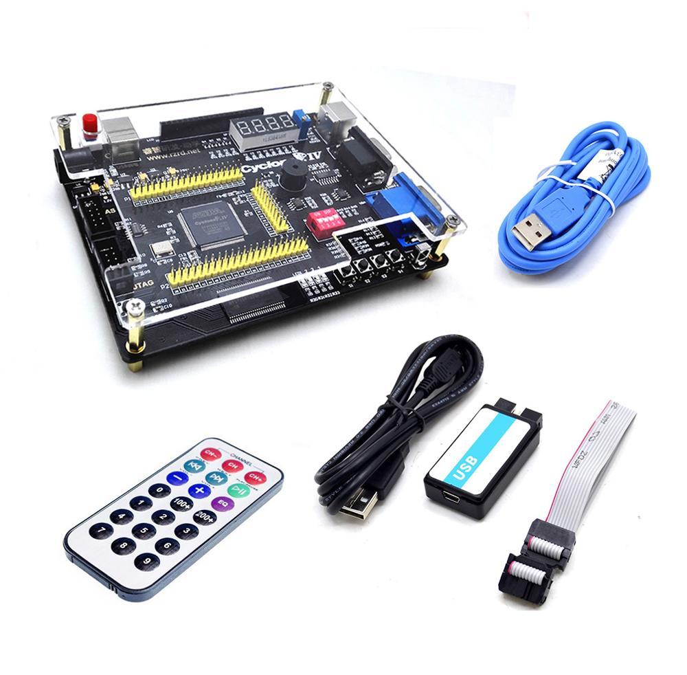 FPGA Development Board Kit ALTERA IV EP4CE NIOSII USB Downloader