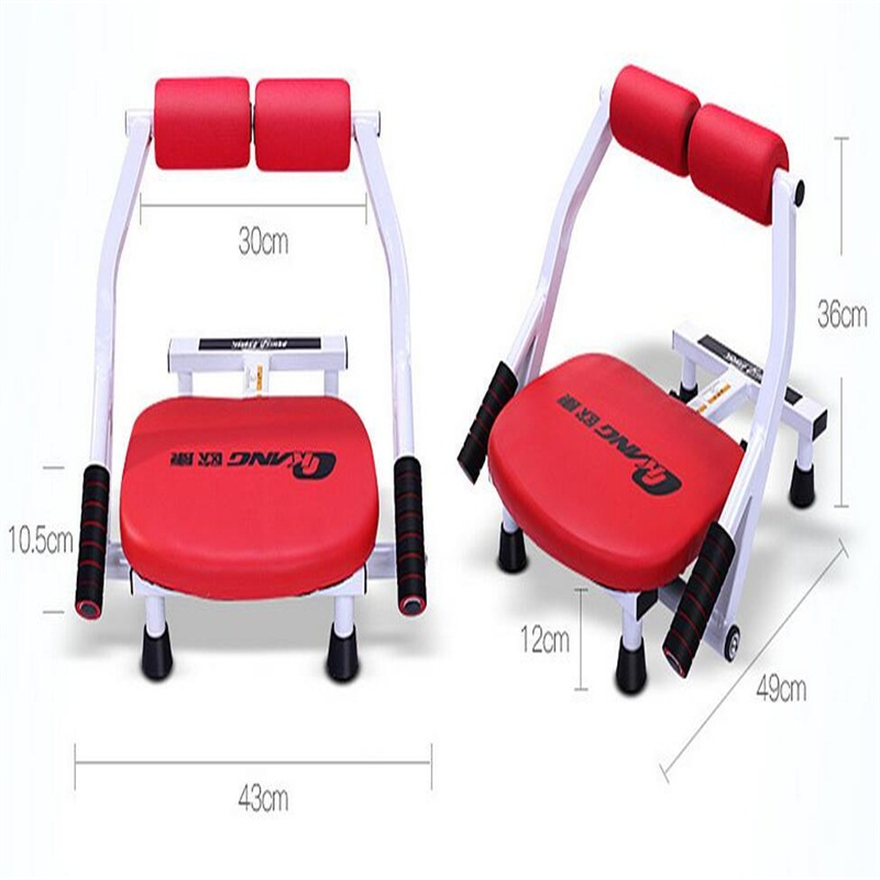 Multifunctional Sit-ups Abdominal boards Integrated Fitness Equipments wave shape sit ups abdomenizer home fitness equipment multifunctional health web