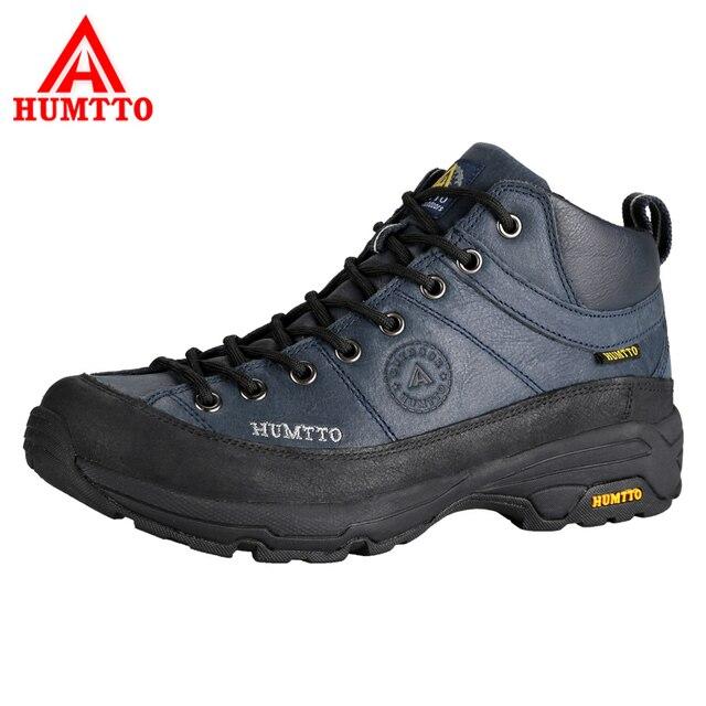 Mens Outdoor Hiking Shoe Hiking Boots Hard Working Shoe Mountain Shoe