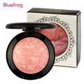 BLUEFRAG New Baked Blush Palette Face Makeup Baked Cheek Color Blusher Blush Cosmetics Brand MivaGirl BL350