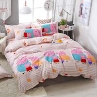 Cartoon Printing Comfortable Family Bedding Set Bedding Sets