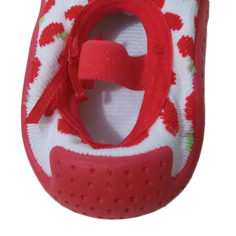 Baby shoes Newborn spring Infant Socks Hot sale Anti Slip Baby Socks with Rubber Soles WS405LL