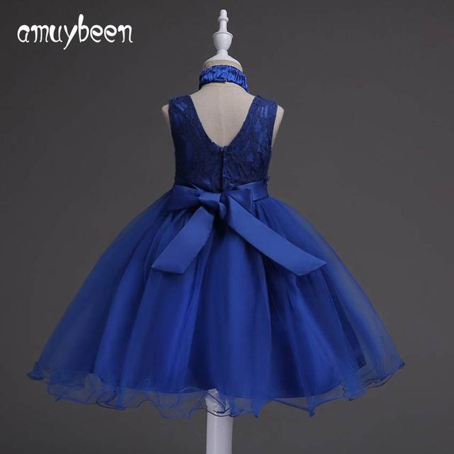 5d9bd32b4 2017 New Princess Eveing Girl Party Dress Ball Gown Christmas ...