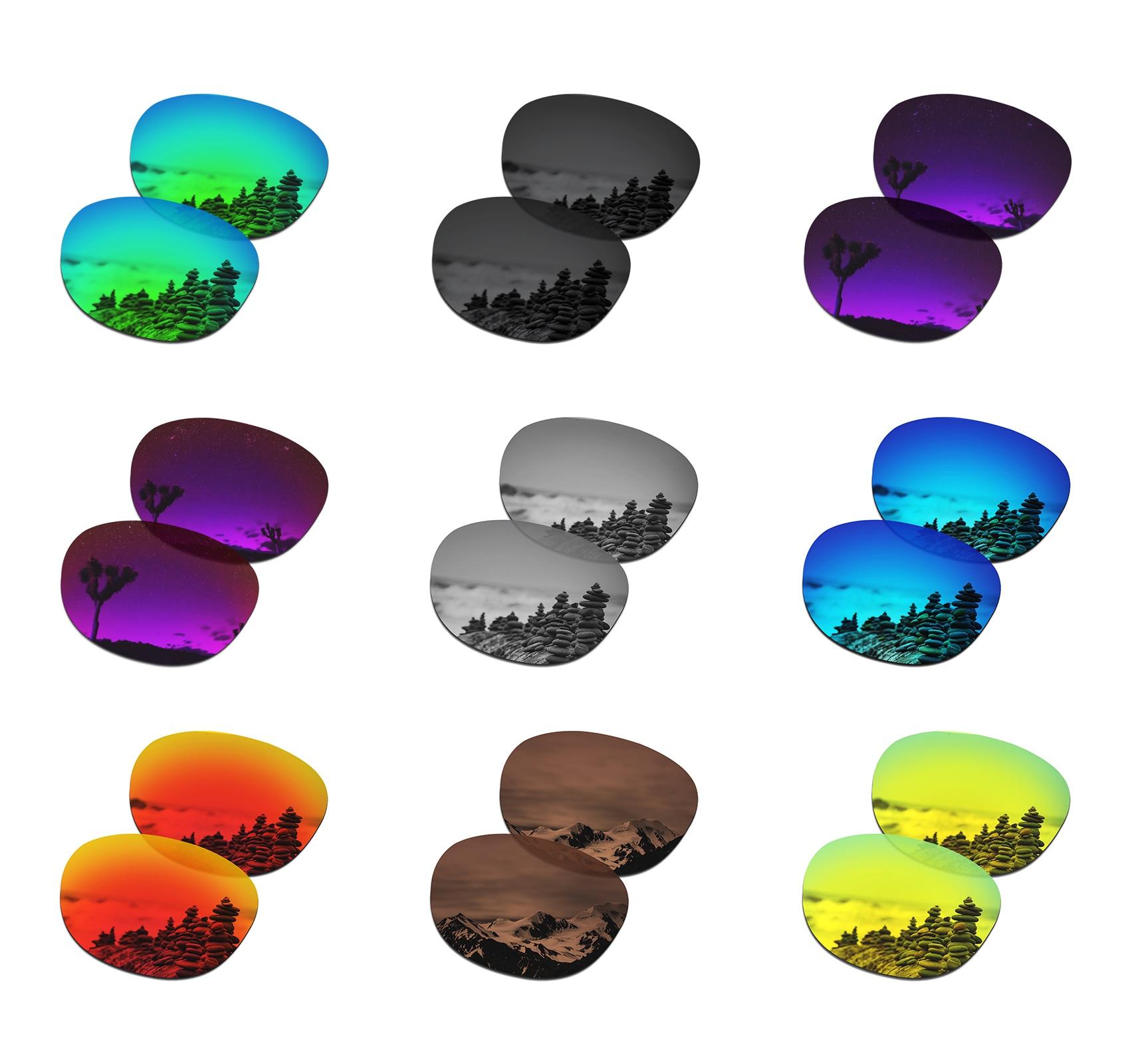 SmartVLT Polarized Replacement Lenses For Oakley Garage Rock Sunglasses - Multiple Options