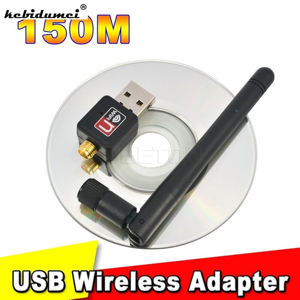 Netzwerk Karten Computer & Büro 150 Mbps Usb 2.0 Wifi Drahtlose Netzwerkkarte 802,11 N/g/b Db 150 Mt Lan Dongle Rt5370 Adapter Mit Antenne Für Apple Macbook Air