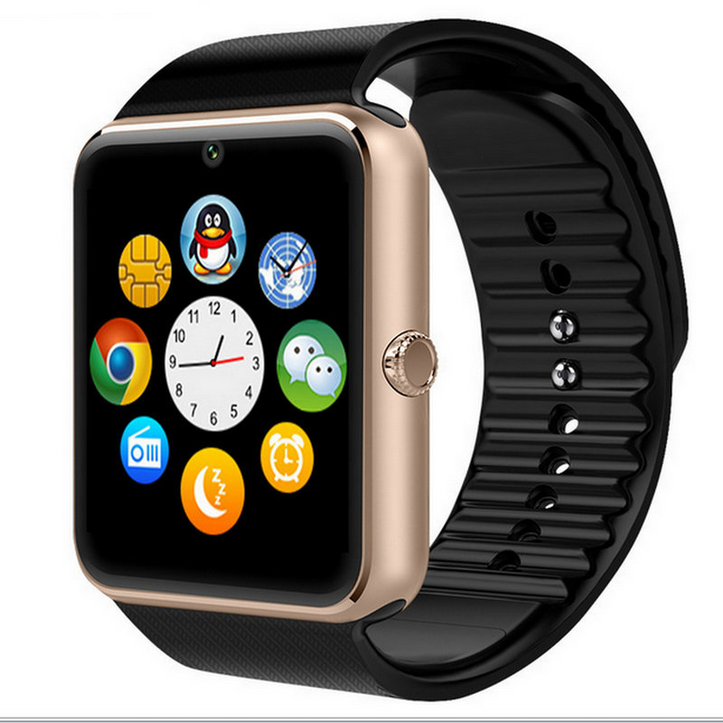 ФОТО Smart watch telephone led multifunctional qq sports lovers hand ring electronic watch