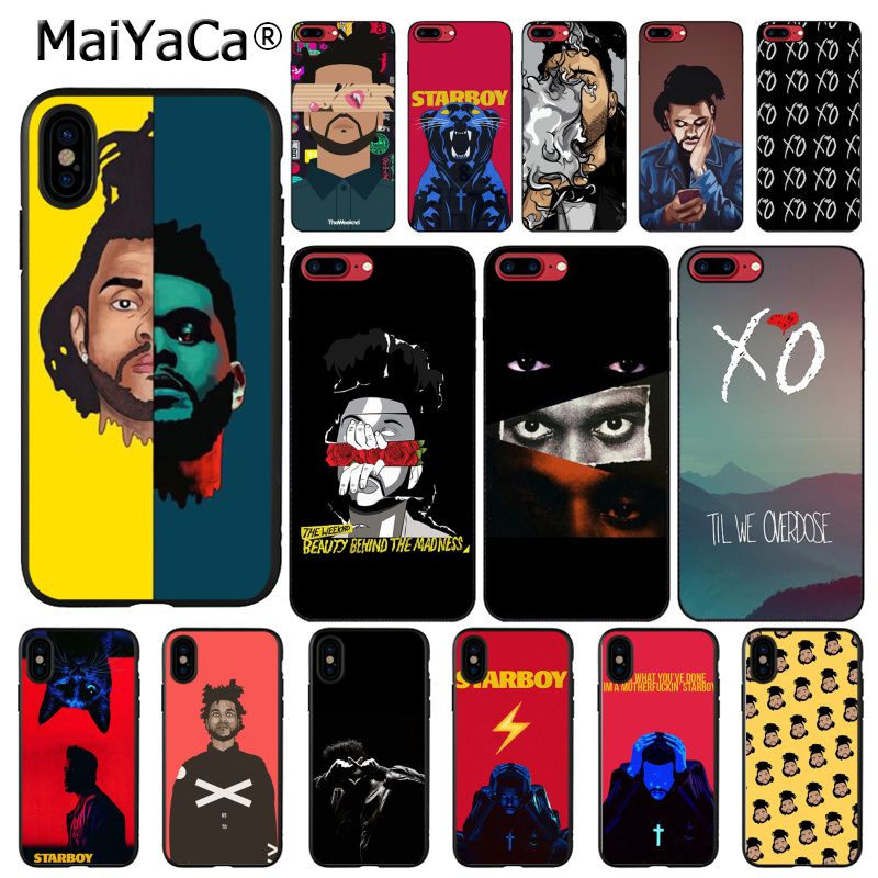Worldwide delivery the weeknd iphone 6s case quote in NaBaRa