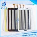 Новые запасные части для Samsung Galaxy Tab 3 7.0 T210 P3210 сенсорный экран планшета панели с flex кабель 1 шт. бесплатная доставка