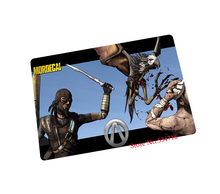 borderlands mouse pad gear HD print game pad to mouse notebook computer mouse mat brand gaming mousepad gamer laptop