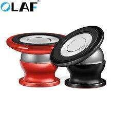 La Olaf magnética sostenedor del teléfono del coche para samsung S9 S8 plus 360 rotación soporte para coche 8 para iPhone 7 Plus Universal titulares de teléfono móvil