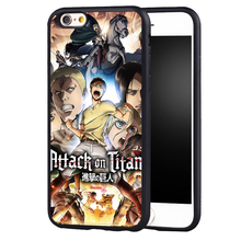 Shingeki no Kyojin Attack on Titan iPhone Case Cover